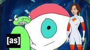 EXCLUSIVE SEASON 3 CLIP Tie Bot Battle 12oz Mouse adult swim