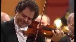 贝多芬D大调小提琴协奏曲_小提琴独奏_帕尔曼,指挥_巴伦勃依姆