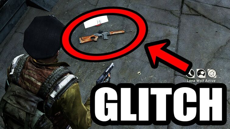The Last of Us Multiplayer   DROP WEAPON GLITCH (The Last of Us Multiplayer Glitch)