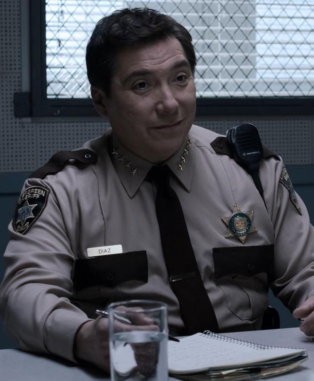 Sheriff Diaz