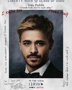 Тони - постер сезон 4