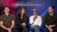 The '13 Reasons Why' Cast React to Season 3's Biggest Mystery MTV News