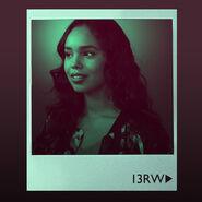 Spotify 13RW Season 2 Character Portrait Jessica Davis