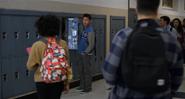 Скотт рид в коридоре