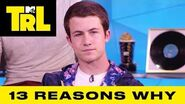 '13 Reasons Why' Cast Speak on the Show's Controversial Reputation - TRL