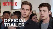 13 Reasons Why Final Season Official Trailer Netflix