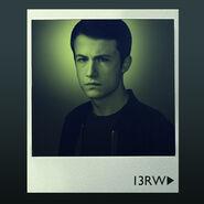 Spotify 13RW Season 2 Character Portrait Clay Jensen