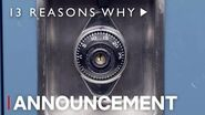 13 Reasons Why Season 3 Announcement Netflix