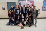 BTS 13 Reasons Why Cast