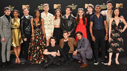 13 Reasons Why Cast MTV Awards