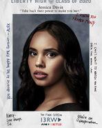 Джессика - постер сезон 4