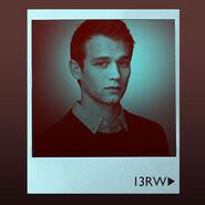Spotify 13RW Season 2 Character Portrait Justin Foley