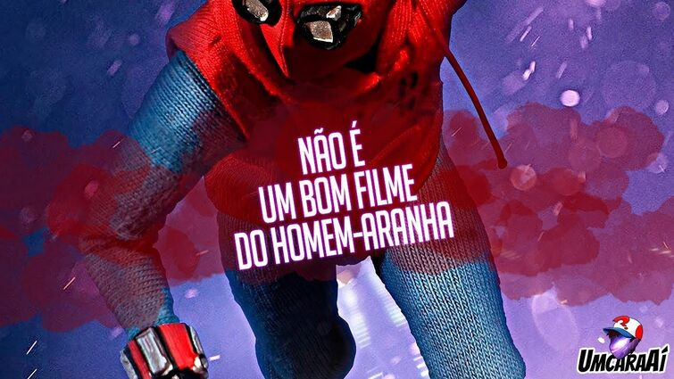 O Porquê DE VOLTA AO LAR Não É Um Bom Filme do HOMEM-ARANHA