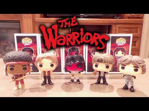 The Warriors Funko Pops!