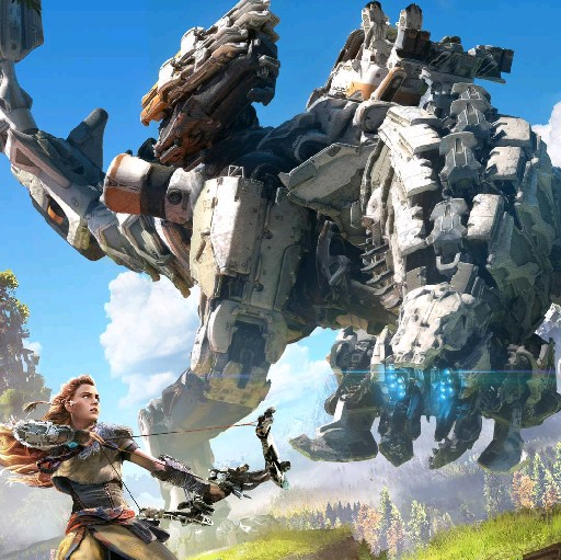 Horizon Zero Dawn fan fiction