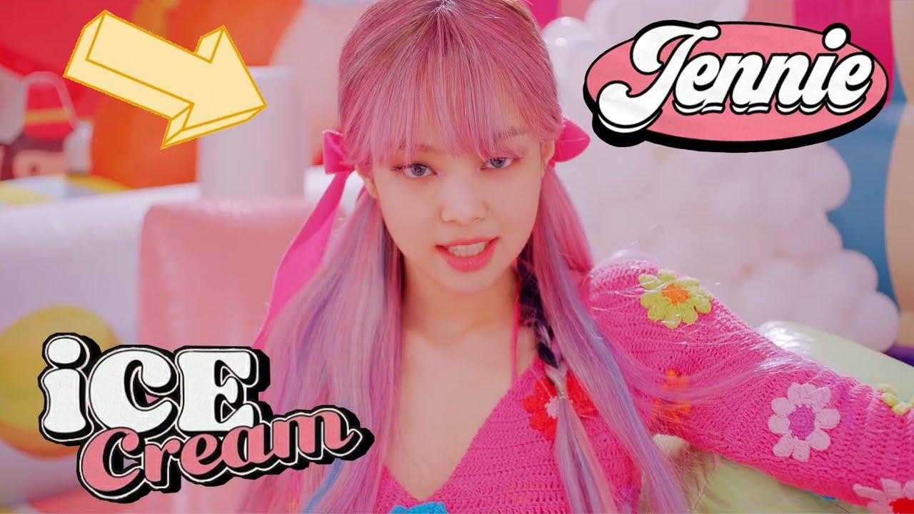 BLACKPINK - Ice Cream MV (Jennie Focus)