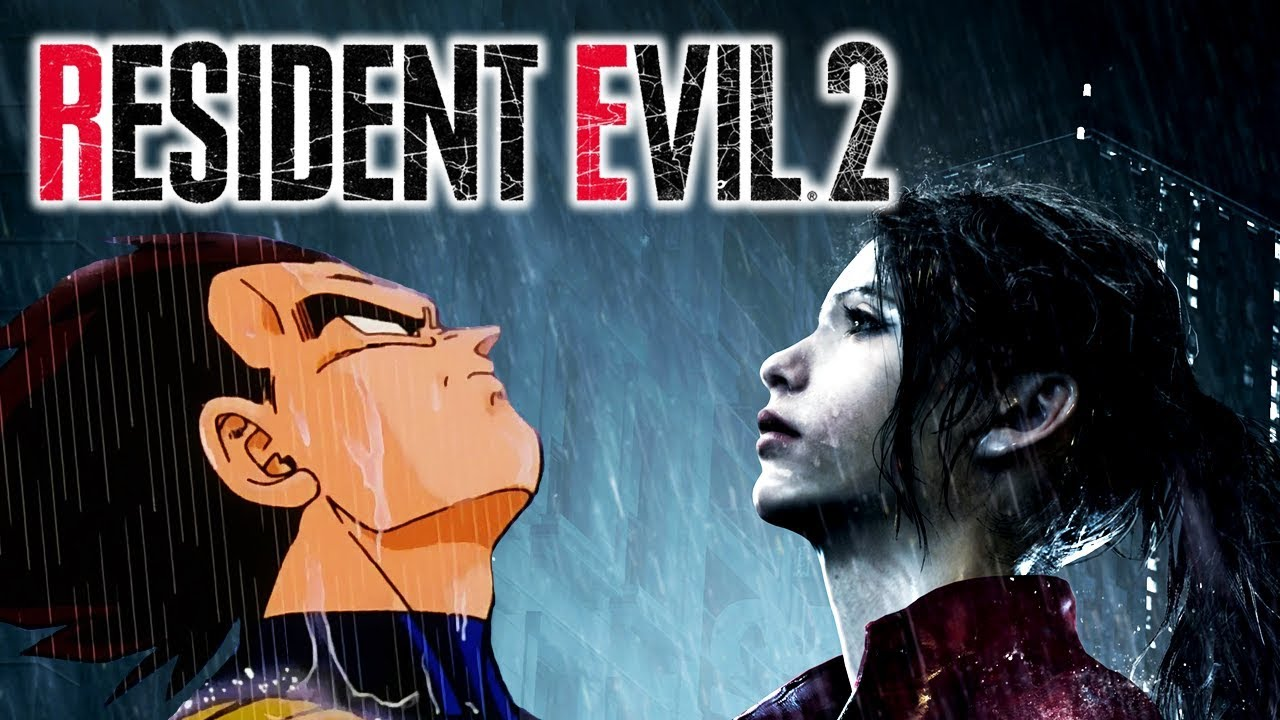 Zombies are so VegEvil! | Vegeta Plays Resident Evil 2 Remake | Renegade For Life