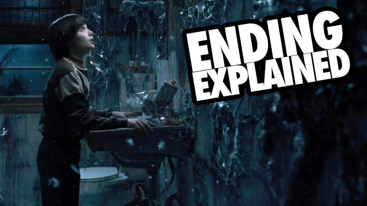 STRANGER THINGS (2016) Ending Explained + Season 2 Clues