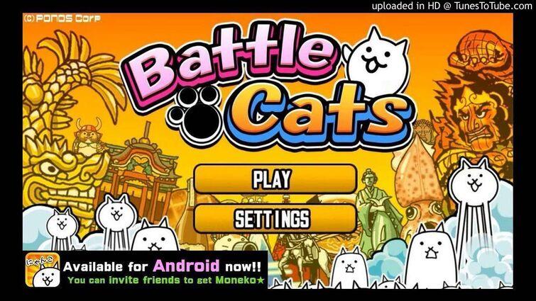 Battle Cats Music: Ending Theme