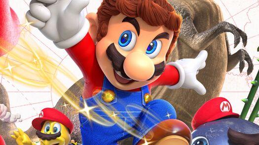 Mario Got His Job Back!