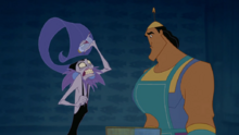 Yzma Frustrated.png