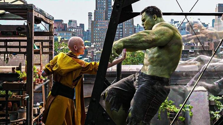 Hulk Meets Ancient One ►Avengers Endgame (2019) Movie CLIP HD |