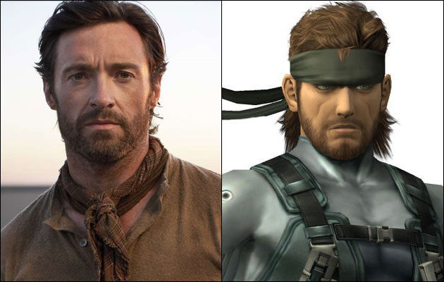 I think Hugh Jackman would make a great live action version of Liquid Snake