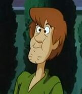 Shaggy Rogers in Scooby Doo on Zombie Island