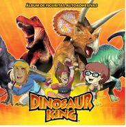 Dinosaur king poster 160movies