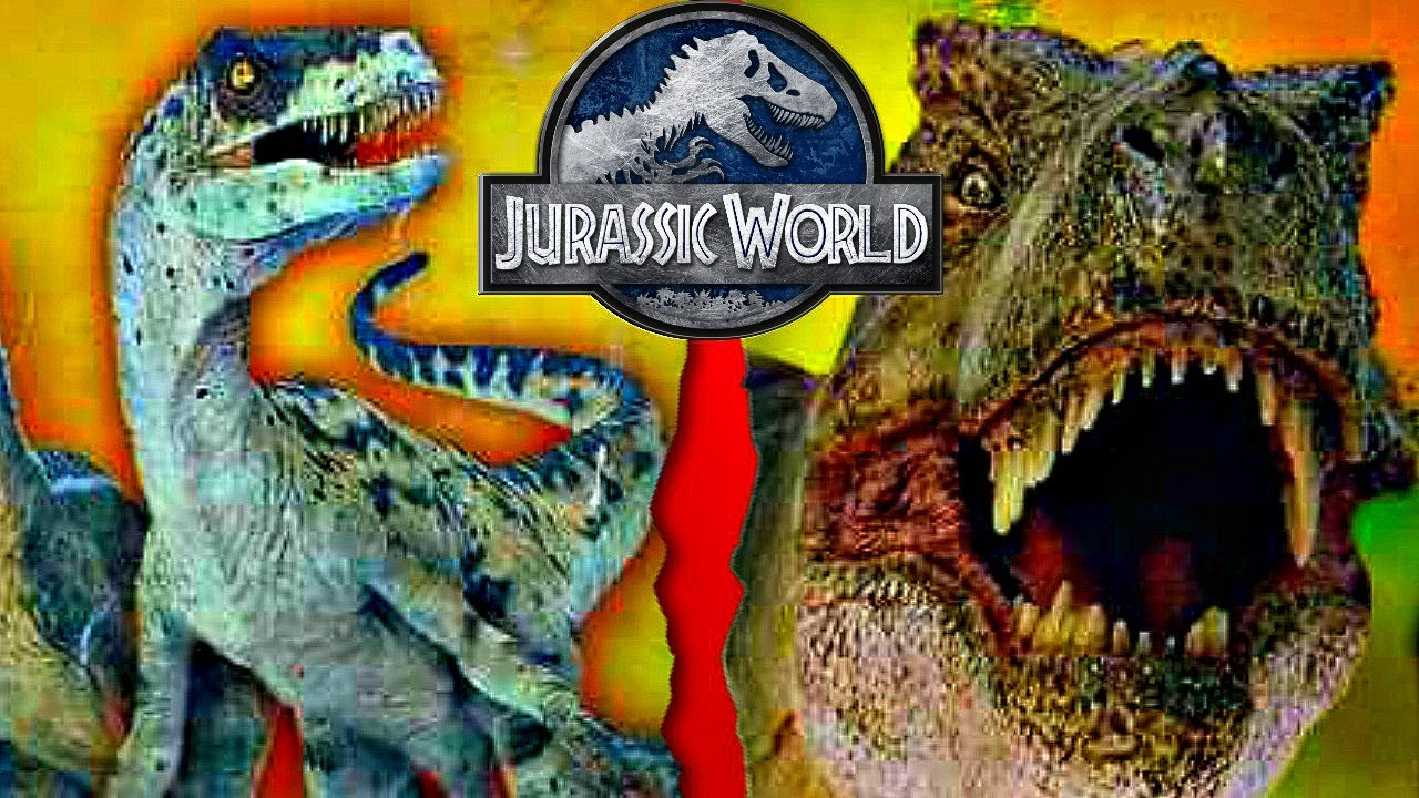What Happened To Isla Sorna? - A Jurassic World Interview With Jack Ewins