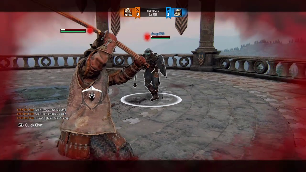 For honor ranked duel