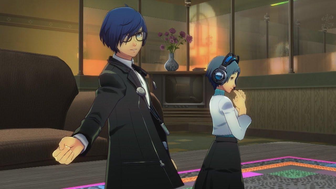 Persona 3: Dancing Moon Night- Time (ATLUS Kitajoh Remix) (Cinematic)