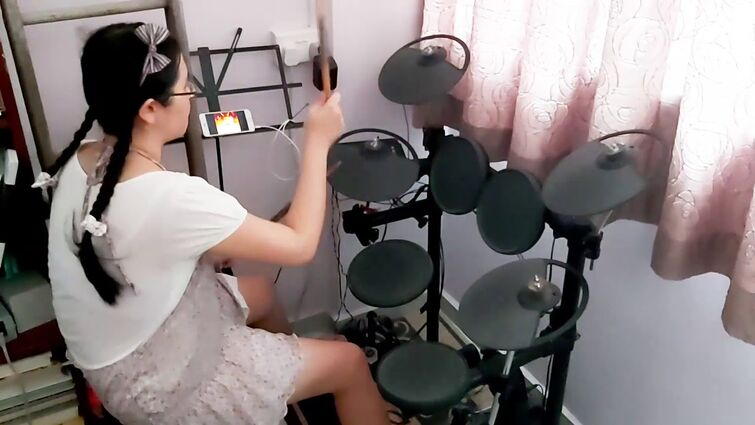 Drum Cover - What Would Brian Boitano Do? [South Park]