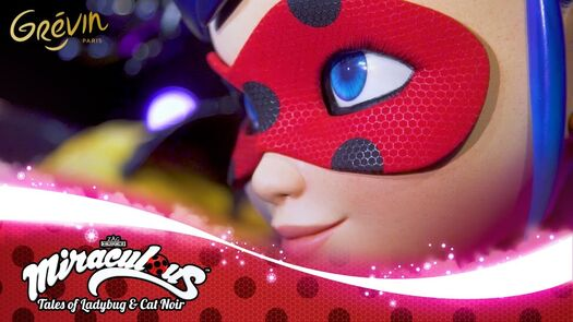 MIRACULOUS EVENT 🐞 Unveiling night - Ladybug & Cat Noir at Musee Grévin Paris 🐞