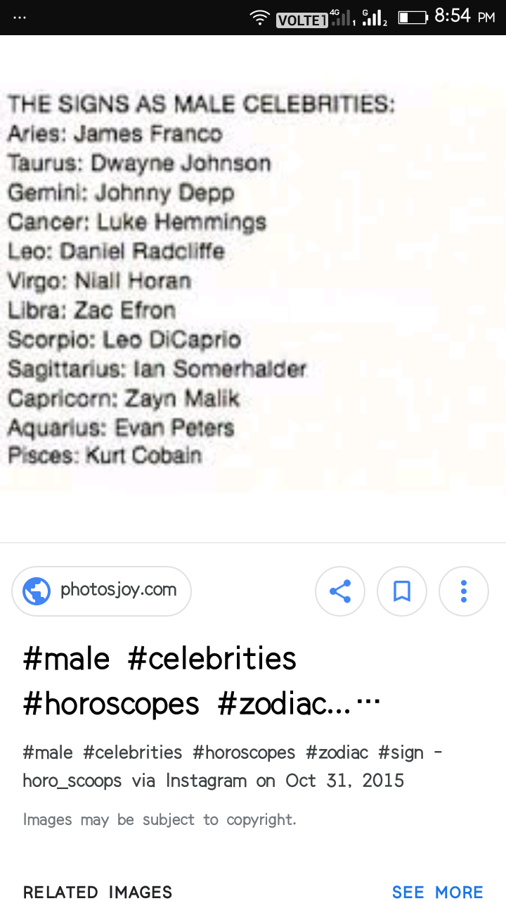 The sun signs as celebrities | FANDOM