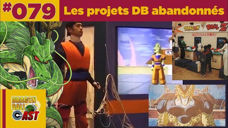 DC78 : Les projets DB abandonnés