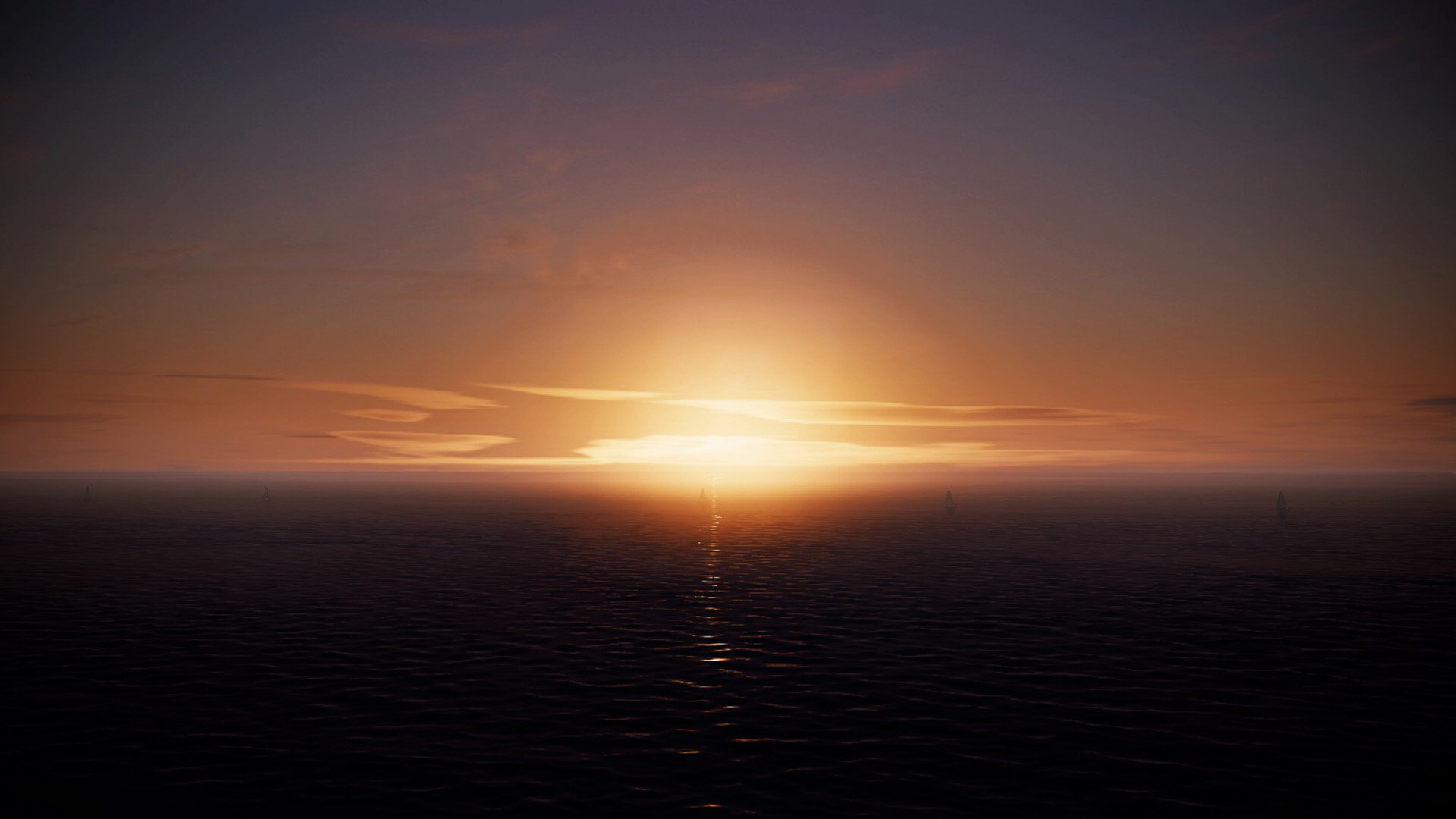 The San Francisco Horizon.