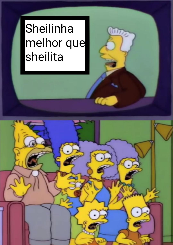 Memes da sheilita