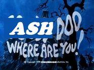 Ash doo where are you logo