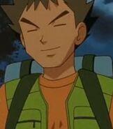 Brock in Pokemon 3 the Movie