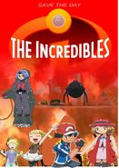 Incredibles 1701movie human style movie poster by xylo834