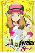 Sailor serena 3rd Movie