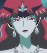 Queen Beryl in Pretty Guardian Sailor Moon Crystal