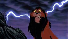Scar calls Simba a Murderer and simba finds out truth.jpg