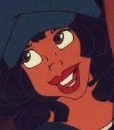 Audrey Ramirez in Atlantis the Lost Empire