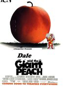 Dale and the giant peach