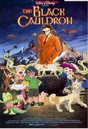 The-black-cauldron-1985 (1701movie human style) poster)