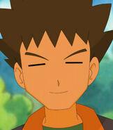 Brock in Pokemon Learning League