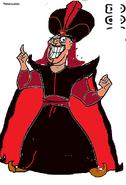 Dr drakken as jafar