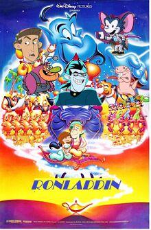 Ronladdin Poster disney.jpg